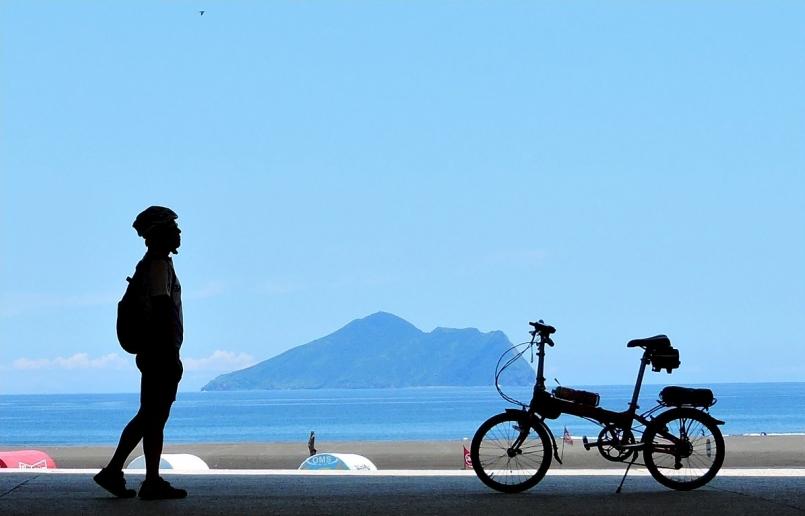 【旅遊】天青水藍 頭城的一天