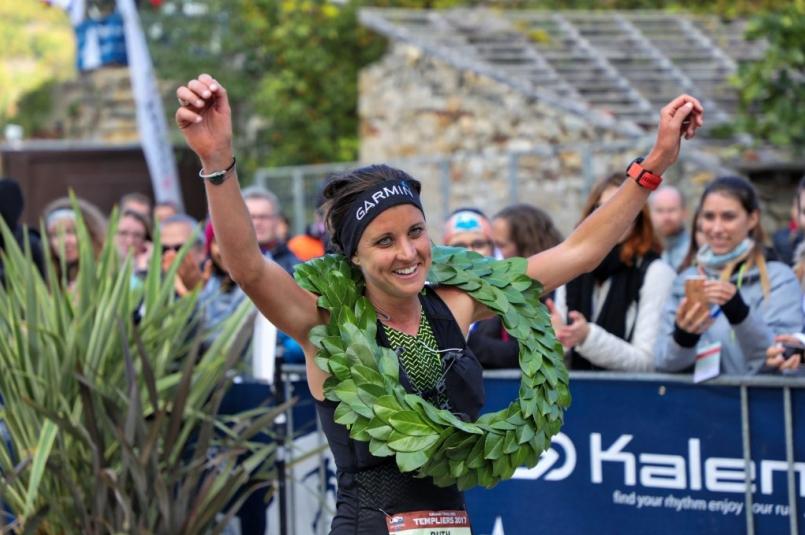 【賽事心得】Ruth 的歐洲之旅──法國 Les Templiers 越野跑節