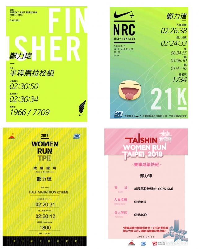 Women Run Taipei