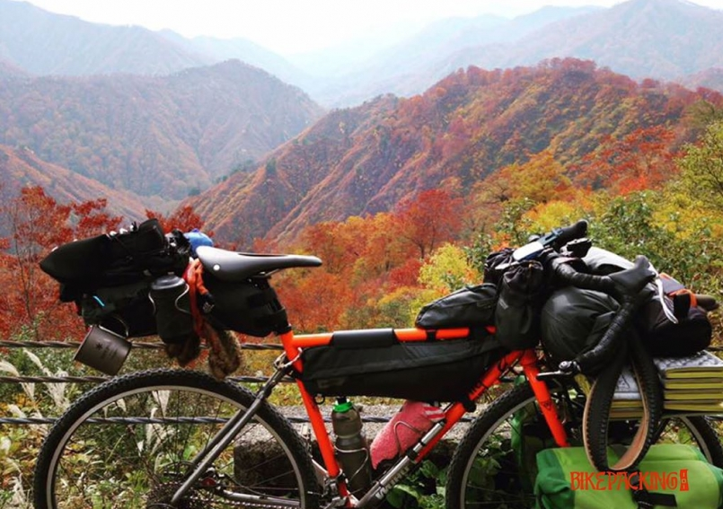 何謂單車野營  What is Bikepacking?