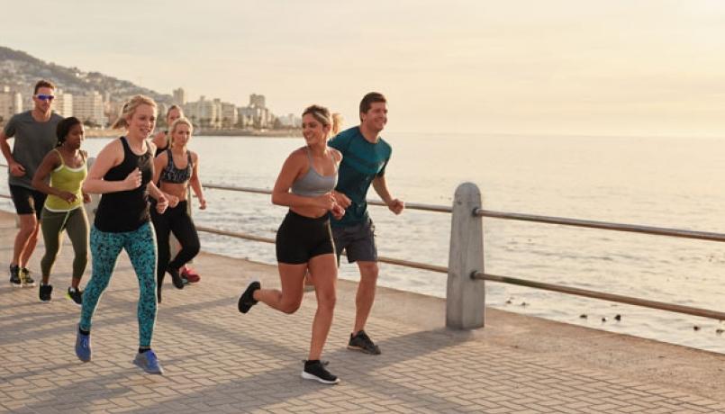 【健康】研究發現:跑步者,壽命比平常人多19年