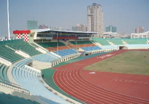 中正運動場 標準400M田徑場
