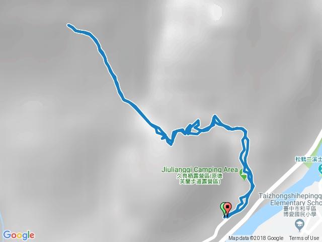 德芙蘭步道-東卯山