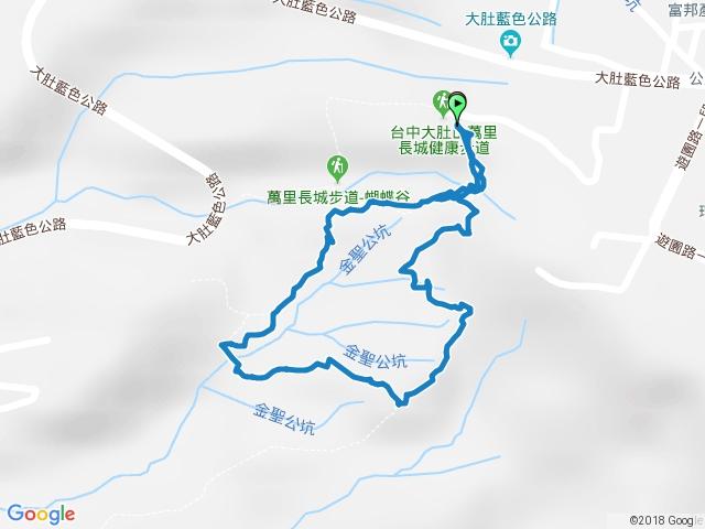 萬里長城瑞井登山口
