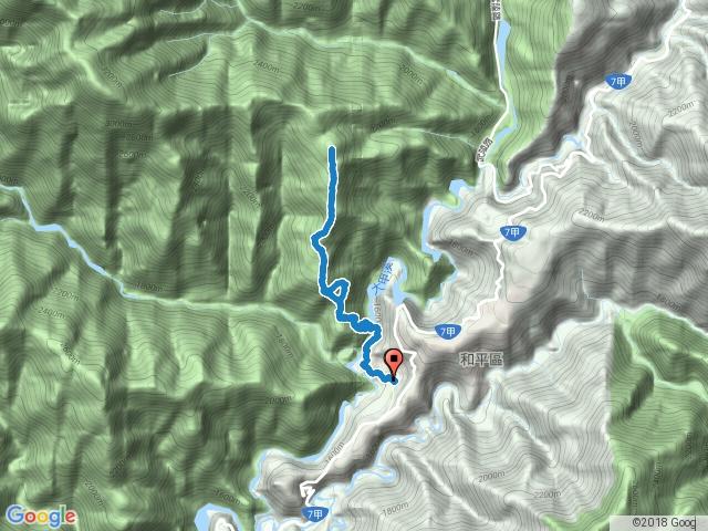 馬武霸山基點峰