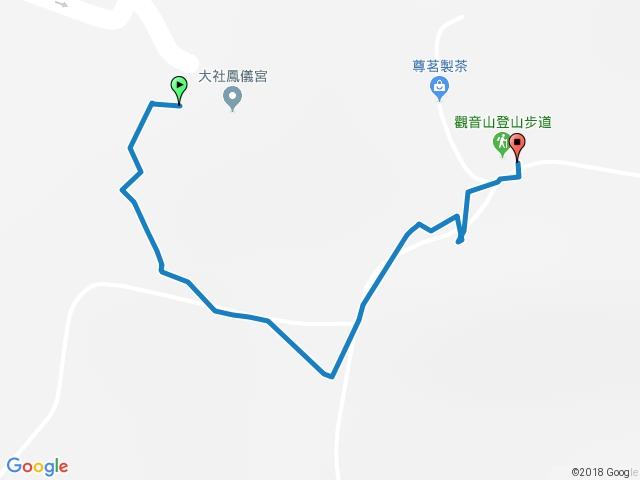 大社觀音山.鳯儀宮.2015-10-03