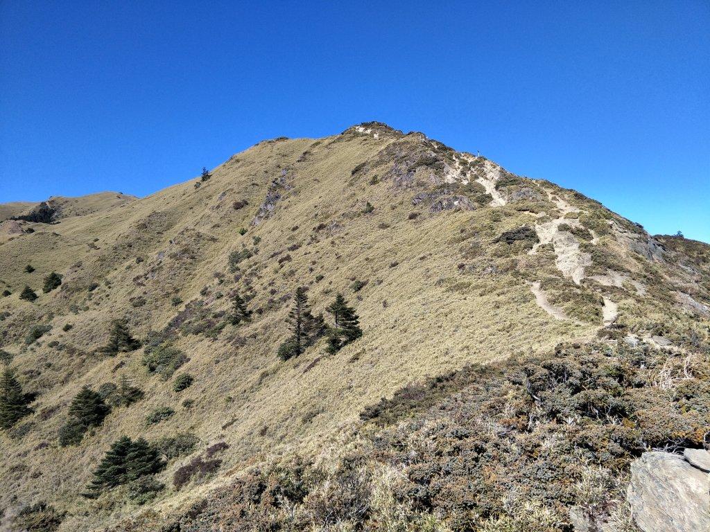百岳:合歡北峰-雪季後_1243501