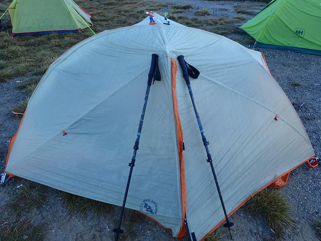 快活天池畔露營去的奇萊南華_61705
