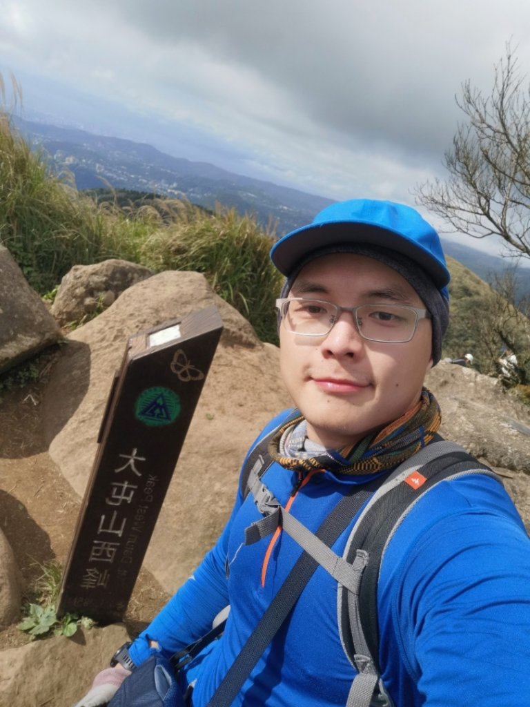 臺北大縱走1~3段-2020/2/15_838115
