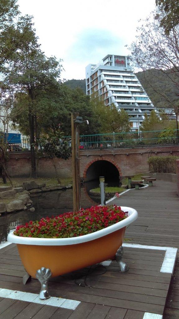【溫泉步道小旅行】可愛溫泉魚的湯圍溝公園_790607