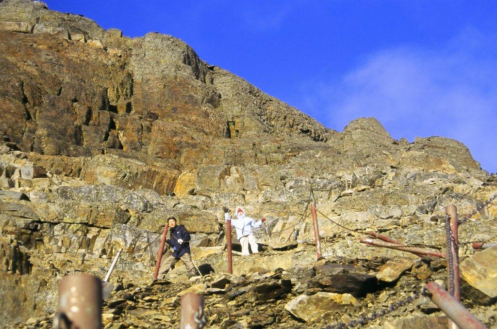 第一次的高山旅行 玉山八通關  2005_623389