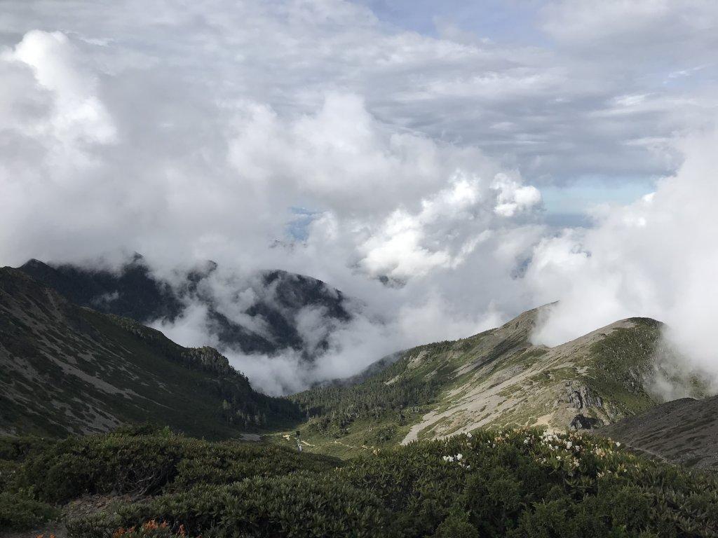 雪山西稜 - 我的第一次長程縱走_1420336