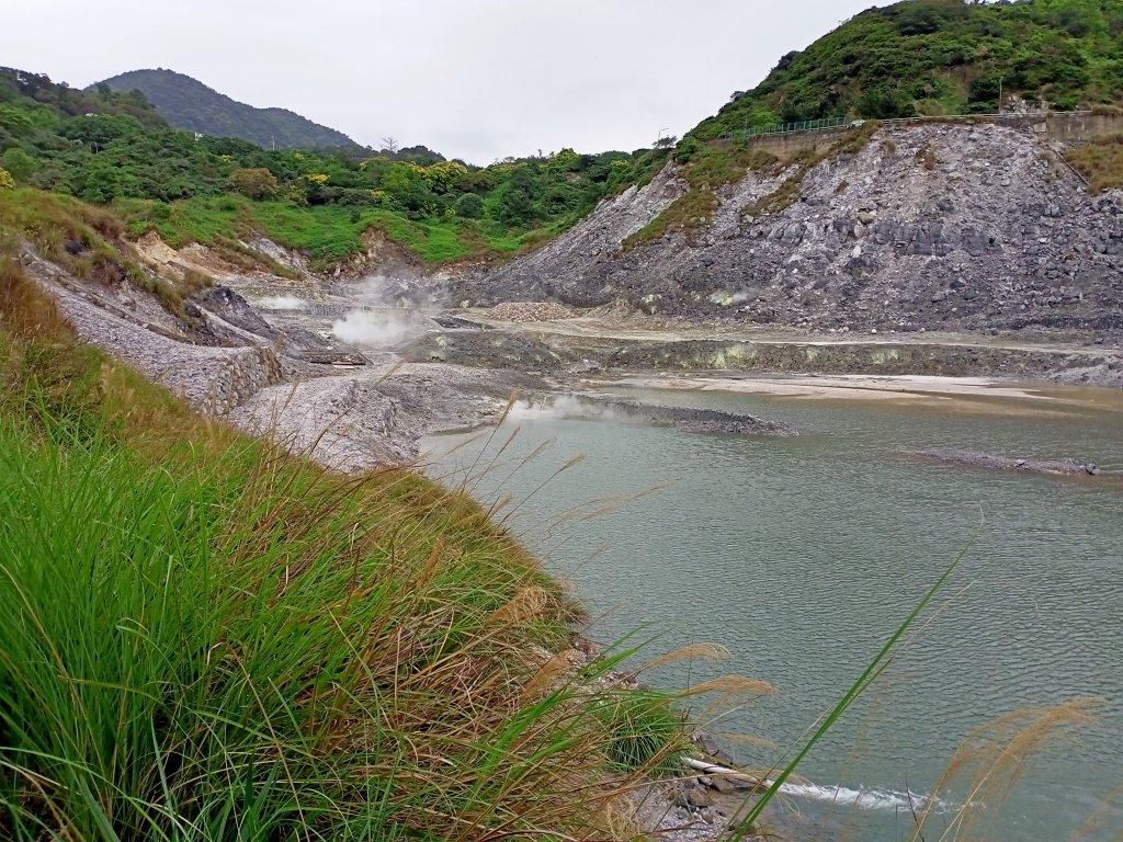 硫氣氤氳的硫磺谷步道、硫磺谷地熱景觀區_1320593
