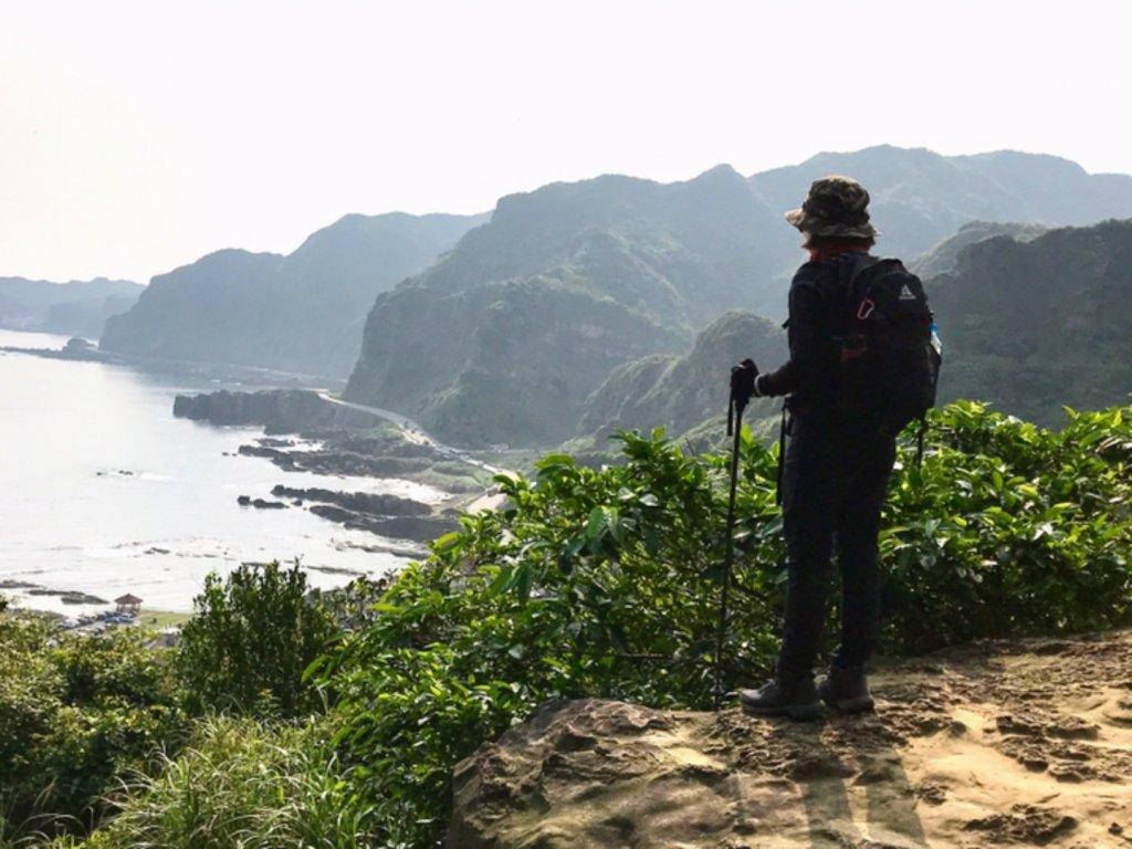 龍脊上的舞者:劍龍稜走茶壺山_1325007