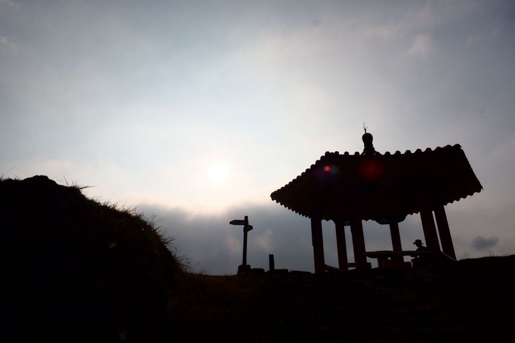 無耳茶壺山夏晚_173781