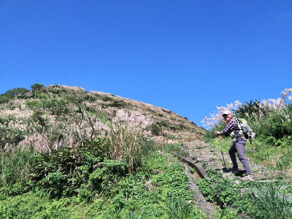 2018 11 30 雷霆峰步道(基隆山東峰、黃金一稜)&基隆山步道_469110