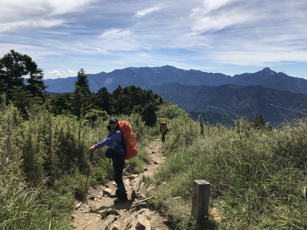 雪山西稜 - 我的第一次長程縱走_1420314