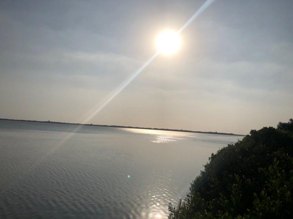 七股井仔腳看夕陽、散步小南海、漁光島戲水_708648
