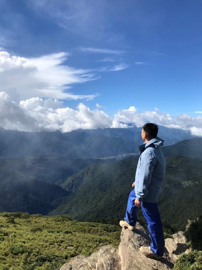 合歡山西峰|第五座百岳_1156375