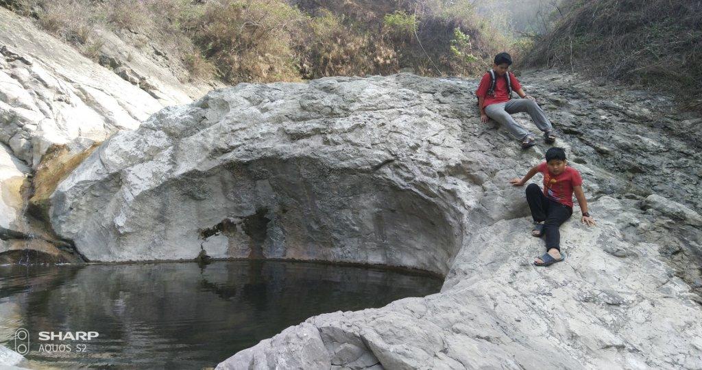 阿拉溪斜瀑群(枯水…)_559165
