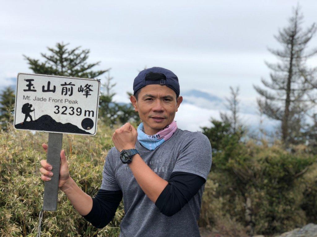 玉山前峰【我們與玉山的距離】_583875