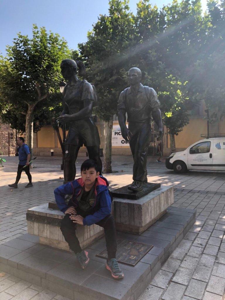 西班牙朝聖-法國之路D9(Viana - Logroño)_644634