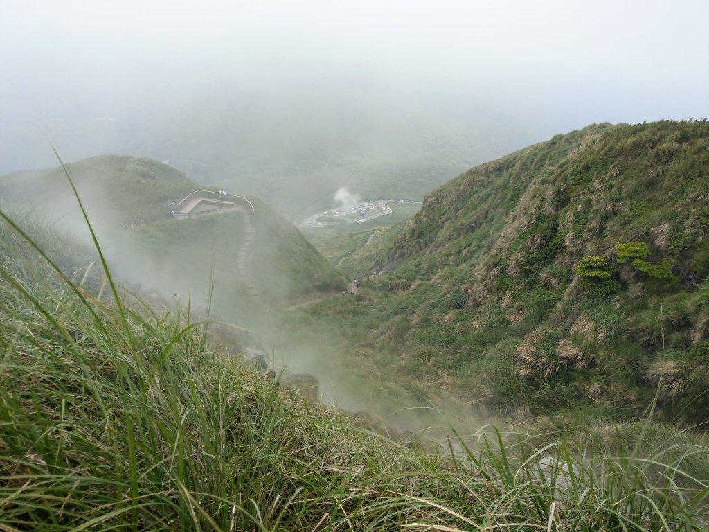 苗圃登山口上七星山(小百岳#2)連五峰_925201