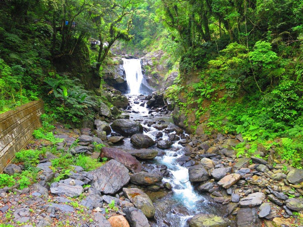 夏季清涼步道:烏來內洞、信賢森林步道_588267