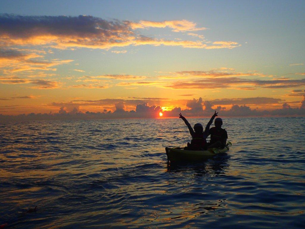 山與海的相遇〡夏末、太平洋擁抱最美日出_690189