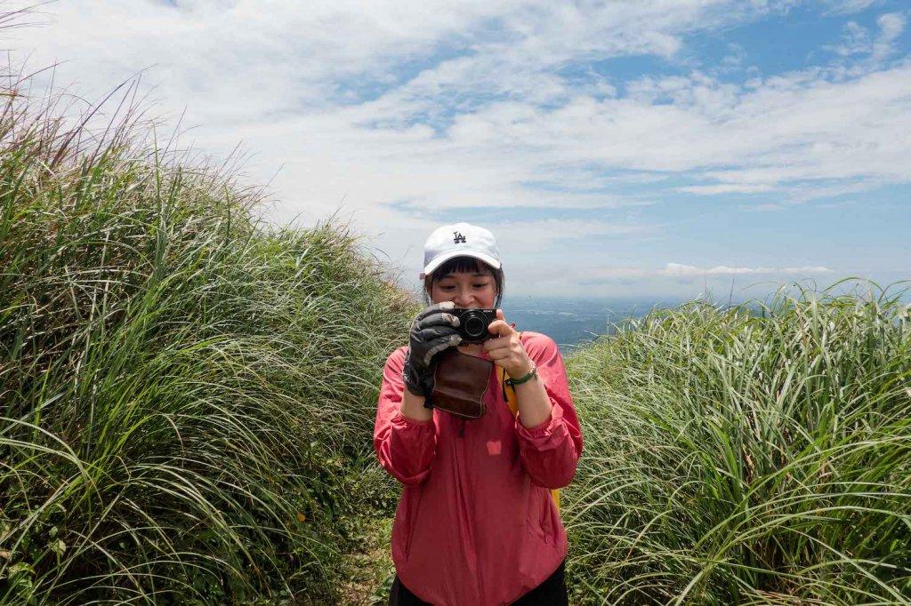 【台北大縱走第二段】大屯西峰、南峰與大屯山的絕美景致_1362720