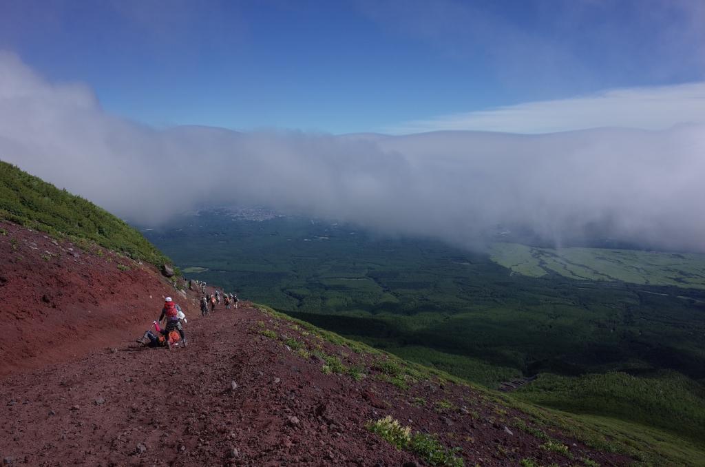 2016年8月富士山_82562