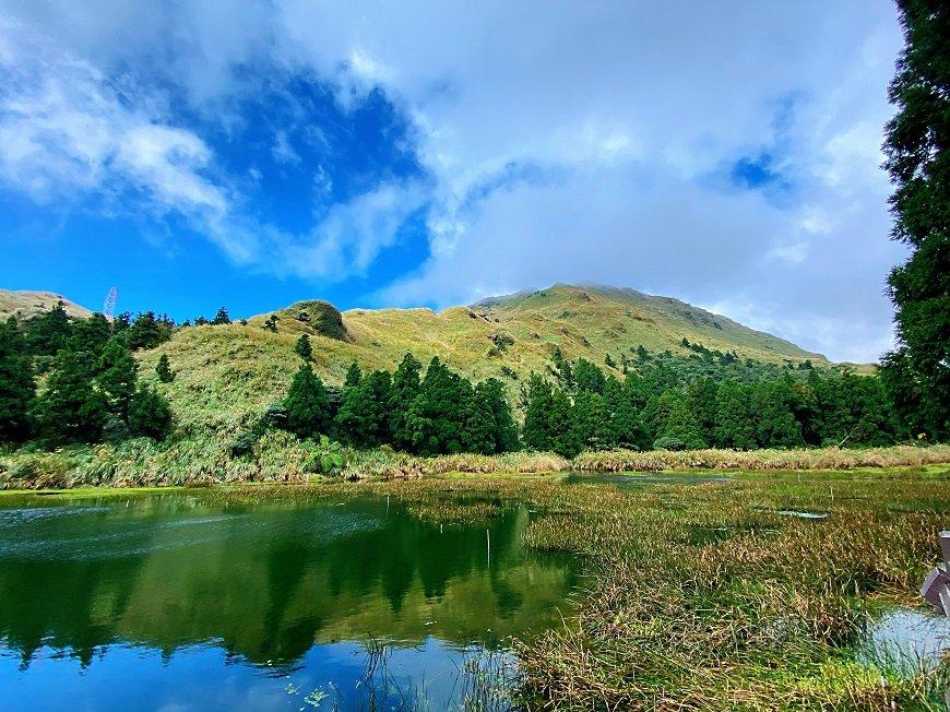夢幻湖|都會寧靜公園內第一條寂靜山徑_1196593