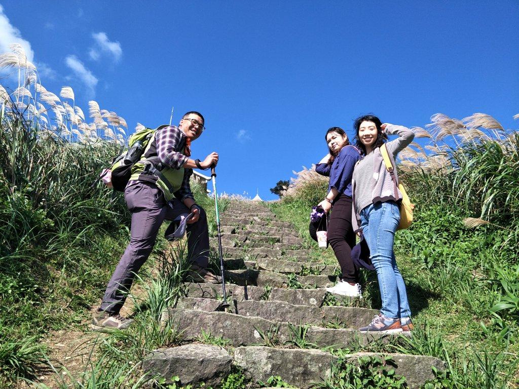 2018 11 30 雷霆峰步道(基隆山東峰、黃金一稜)&基隆山步道_469103