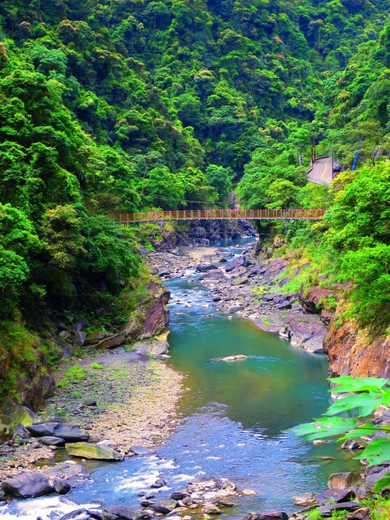 夏季清涼步道:烏來內洞、信賢森林步道_588225