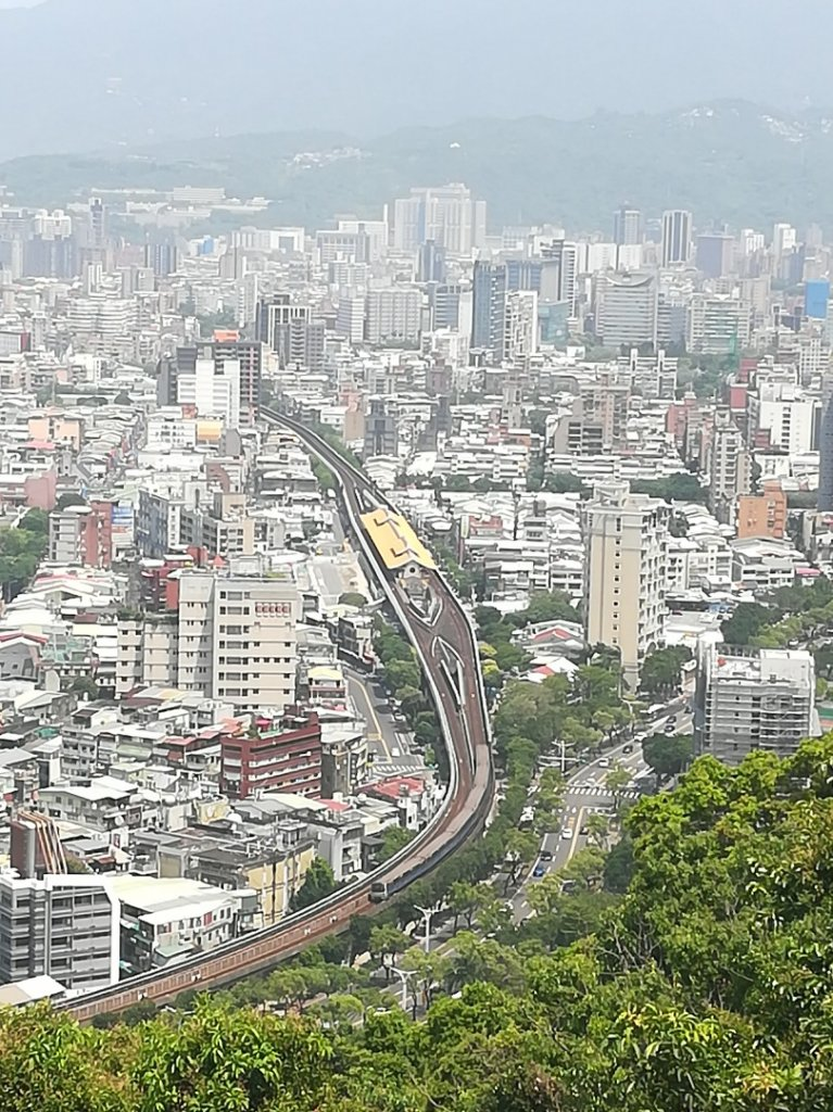 劍潭山小散步·見識沙塵暴下的台北市_1356920