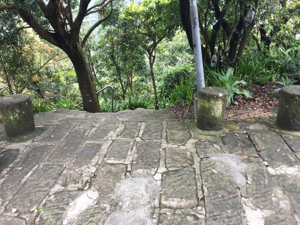 臺北步道大縱走:捷運劍潭站至碧山巖 _569755