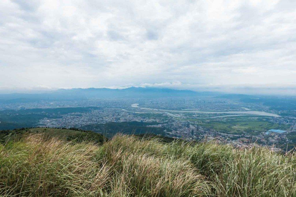 【台北大縱走第二段】大屯西峰、南峰與大屯山的絕美景致_1362745
