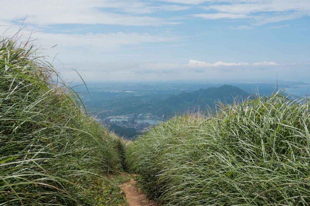 【台北大縱走第二段】大屯西峰、南峰與大屯山的絕美景致_1362721