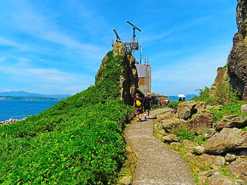 台灣龍珠「基隆嶼」燈塔步道_629045
