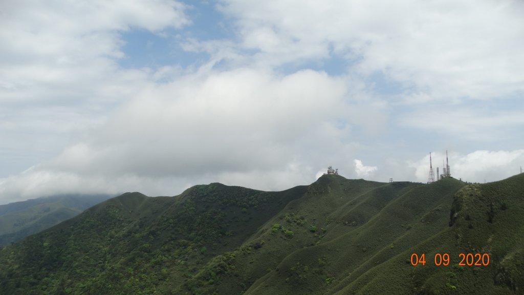雲層帶東北季風狂吹,再度觀音圈_911470