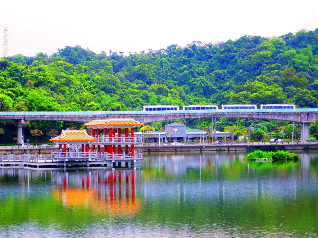搭著捷運去旅行:內湖白鷺鷥山步道_570142