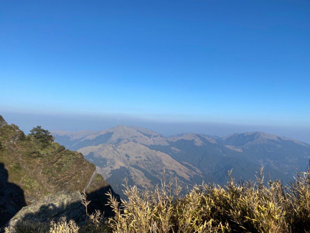 奇萊主山、奇萊北峰_890799