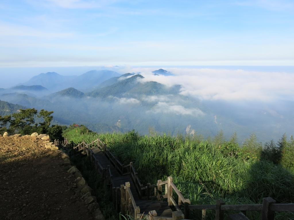 漫步在雲端~二延平霧之道雙拼_55898