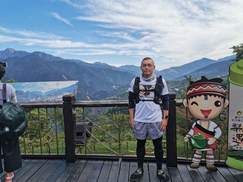 梨山賓館生態環保步道-陡階梯及特色瓦片道_1049406