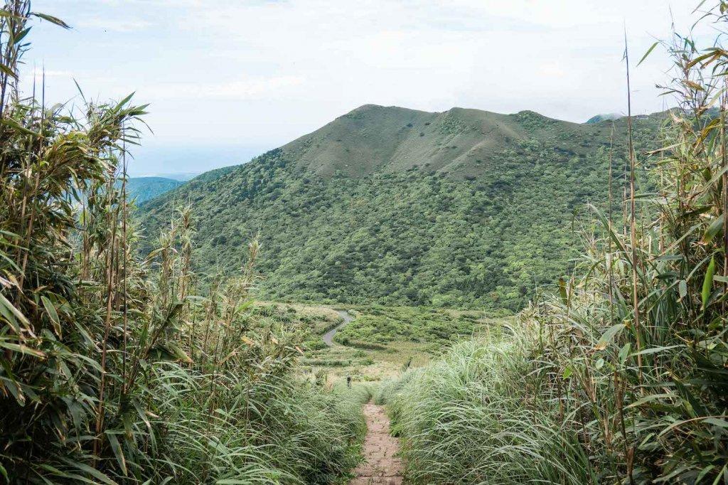 【台北大縱走第二段】大屯西峰、南峰與大屯山的絕美景致_1362766