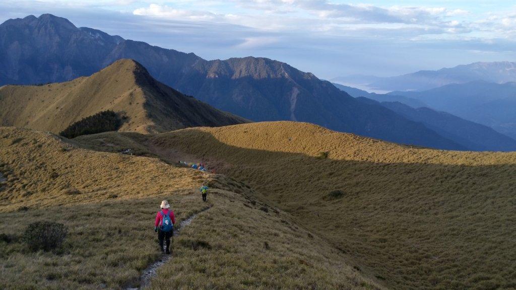 百岳天堂路 天梯散步道_662077