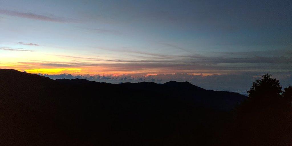 嘉明湖 三叉山 向陽山_1027482