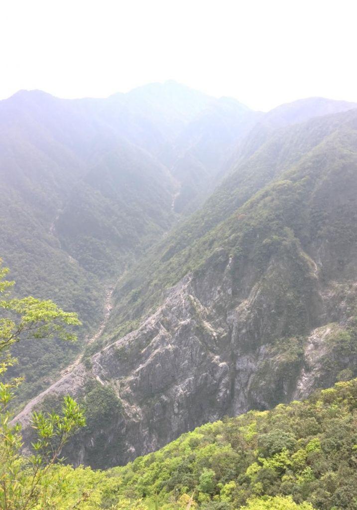 花蓮-錐麓古道至斷崖駐在所折返_294276