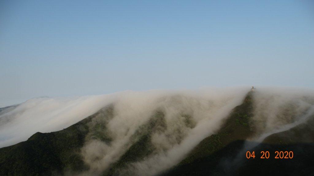 2020第六度小觀音山雲瀑&觀音圈_928166