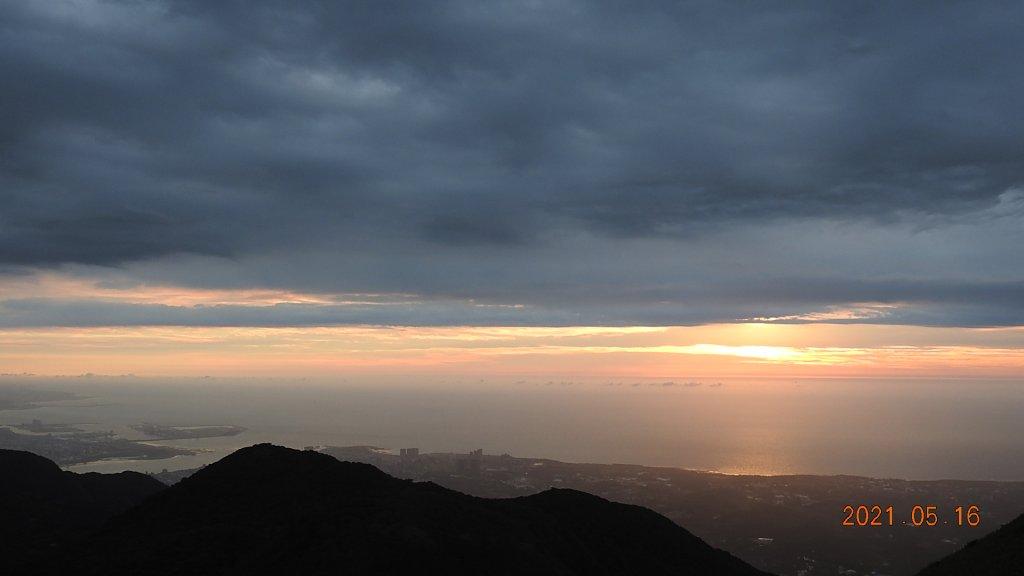 再見觀音圈 - 山頂變幻莫測,雲層帶雲霧飄渺之霧裡看花 & 賞蝶趣_1390225